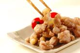 鶏軟骨のコリコリ唐揚げの作り方2