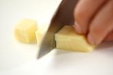 マグロのチーズつくねの作り方1