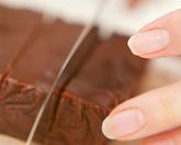 白と黒の生チョコレートの作り方3