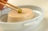 アーモンドミルク豆腐の作り方4