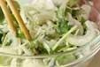 白魚のかき揚げの作り方2