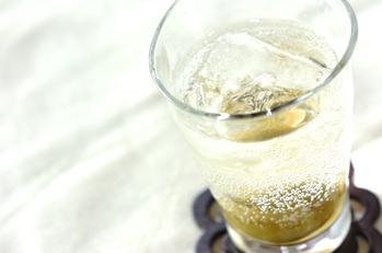 梅酒ジンジャーソーダー