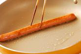 梅細巻きずしの作り方3