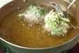 レンコンのかき揚げの作り方2