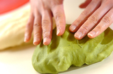 抹茶のうずまきパンの作り方8