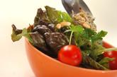 ミツバのカリカリジャコサラダの作り方3