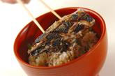 サンマの炊き込みご飯の作り方5