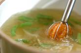ジャガイモのみそ汁の作り方2