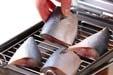 焼き塩サバの作り方1