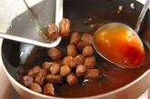 コンニャク入り酢豚風炒めの作り方4