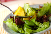 サツマイモのクミン風味サラダの作り方2