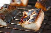 前日準備で朝ラク魚の照り焼き弁当の作り方1