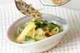 野菜炒めのサラダの作り方4