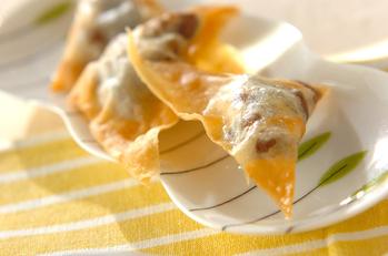 栗の揚げ菓子