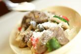 牛肉の風味ソテーの作り方5