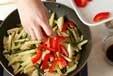 イカと野菜の炒め物の作り方3