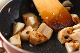レンコンの中華炒めの作り方3