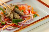 豆アジとせん切り野菜の南蛮漬けの作り方3