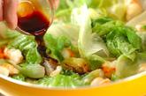 レタスとエビのオイスター炒めの作り方3