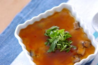 中華茶碗蒸し