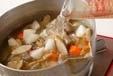 けんちん煮の作り方2
