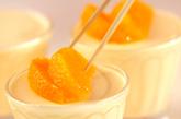 オレンジのムースの作り方6