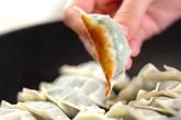 ホウレン草餃子の作り方3