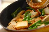 ピーマンとタケノコのカレー炒めの作り方2