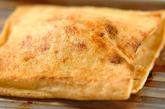 おかか玉ネギの揚げ焼きの作り方2