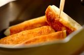 サツマイモのチーズ春巻きの作り方3