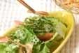 パリパリニンニクサラダの作り方2