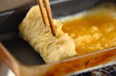 麺つゆの卵焼きの作り方3