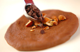 ダブルチョコアーモンドベーグルの作り方6