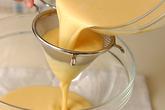 豆乳のプリンの作り方5