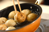 七味とジャコの香味ボールの作り方5