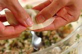 こんがり焼き餃子の作り方2
