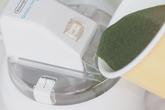Green teaの作り方3