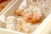 フライドチキンとポテトの作り方2