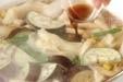 野菜のすいとん汁の作り方3