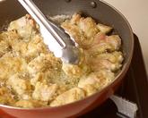 鶏肉のハニーソースの作り方3