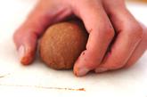 ダブルチョコハートの作り方4