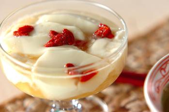 ふるふる豆乳デザート
