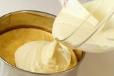 レアチーズケーキの作り方11