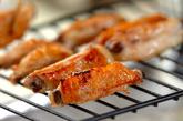 鶏手羽中のグリル塩焼きの作り方2