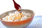 ジャコ混ぜご飯の作り方1