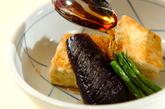 野菜添え揚げ出し豆腐の作り方3