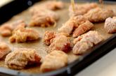 オーブンで唐揚げの作り方3