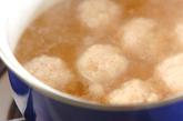 レンコン団子汁の作り方2