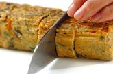ヒジキ入り卵焼きの作り方4