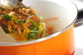 白身魚のナメコあんの作り方3